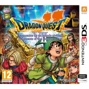 Dragon Quest VII: Fragments of the Forgotten Past Digital (código) / 3DS