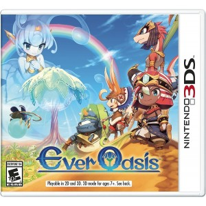 Ever Oasis Digital (Código) / 3DS