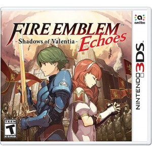 Fire Emblem Echoes: Shadows of Valentia Digital (Código) / 3DS