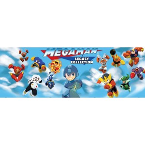 Mega Man Legacy Collection Digital (Código) / 3DS