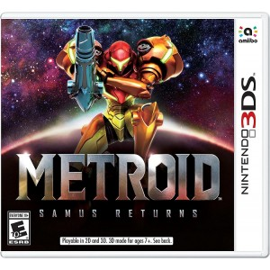 Metroid: Samus Returns Digital (Código) / 3DS