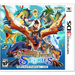 Monster Hunter Stories Digital (Código) / 3DS
