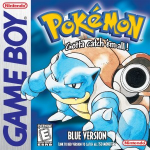 Pokémon Blue Digital (Código) / 3DS