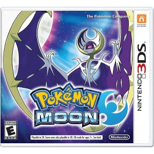 Pokémon Luna (Moon) Digital (Código) / 3DS