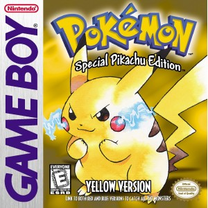 Pokémon Yellow Digital (Código) / 3DS