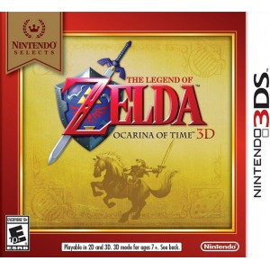 The Legend of Zelda: Ocarina of Time Digital (Código) / 3DS