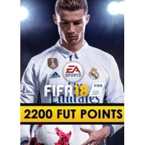 FIFA 18 - 2200 FUT Points Digital (código) / PC Origin