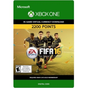 2200 FIFA Points Digital (Código) / Xbox One