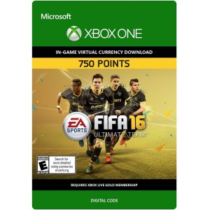 750 FIFA Points Digital (Código) / Xbox One