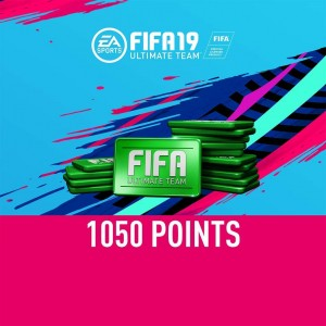 FIFA 19 Ultimate Team 1050 FIFA Points Digital (Código) / Ps4