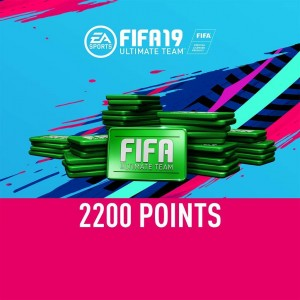 FIFA 19 Ultimate Team 2200 FIFA Points Digital (Código) / Ps4