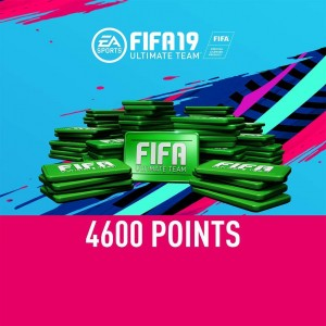 FIFA 19 Ultimate Team 4600 FIFA Points Digital (Código) / Ps4