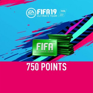 FIFA 19 Ultimate Team 750 FIFA Points Digital (Código) / Ps4