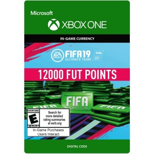 FIFA 19 Ultimate Team 12000 FIFA Points Digital (Código) / Xbox One