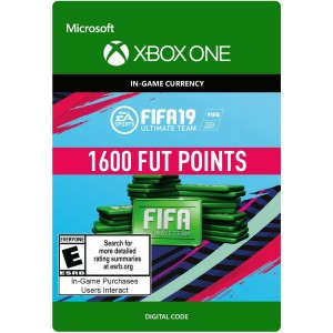 FIFA 19 Ultimate Team 1600 FIFA Points Digital (Código) / Xbox One