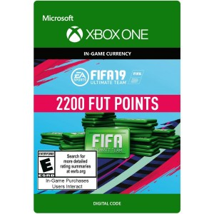 FIFA 19 Ultimate Team 2200 FIFA Points Digital (Código) / Xbox One