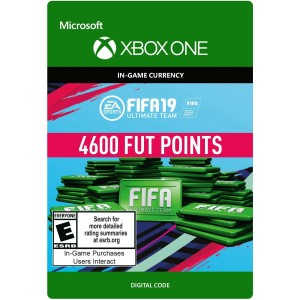 FIFA 19 Ultimate Team 4600 FIFA Points Digital (Código) / Xbox One