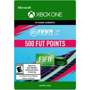 FIFA 19 Ultimate Team 500 FIFA Points Digital (Código) / Xbox One