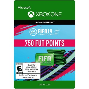 FIFA 19 Ultimate Team 750 FIFA Points Digital (Código) / Xbox One