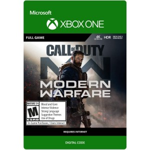 Call of Duty Modern Warfare Digital (código) / Xbox One