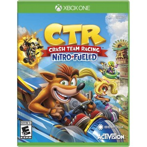 Crash Team Racing - Nitro Fueled (físico) / Xbox One - Envío Gratuito