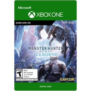 Monster Hunter World: Iceborne (código) / Xbox One
