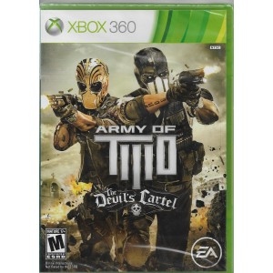 Army of Two The Devils Cartel (físico) / Xbox 360 - Envío Gratuito