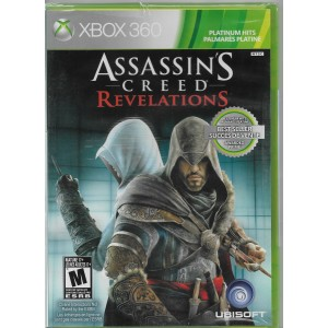 Assassins Creed Revelations (físico) / Xbox 360 - Envío Gratuito