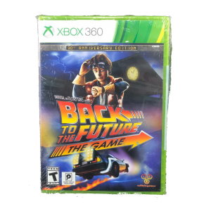 Back to the Futute (físico) / Xbox 360 - Envío Gratuito