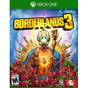 Borderlands 3 (físico) / Xbox One - Envío Gratuito