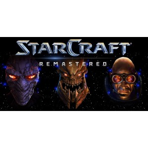 StarCraft Remastered Digital (Código) / PC Battle.Net