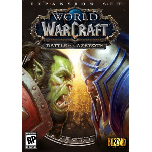 World of Warcraft: Battle for Azeroth Digital (código) / Pc Battle.Net (Servidor Americano)