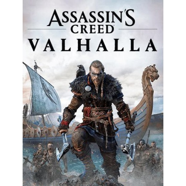 Assassin's Creed Valhalla Digital (código) / PC Uplay