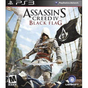 Assassins Creed 4 Black Flag (físico) / Ps3- Envío Gratuito