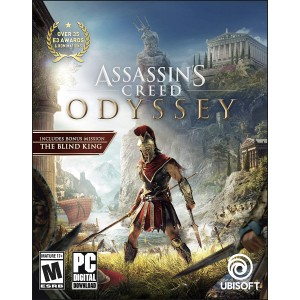 Assassin's Creed Odyssey Digital (Código) / PC Uplay