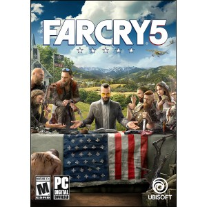 Far Cry 5 Digital (código) / PC Uplay
