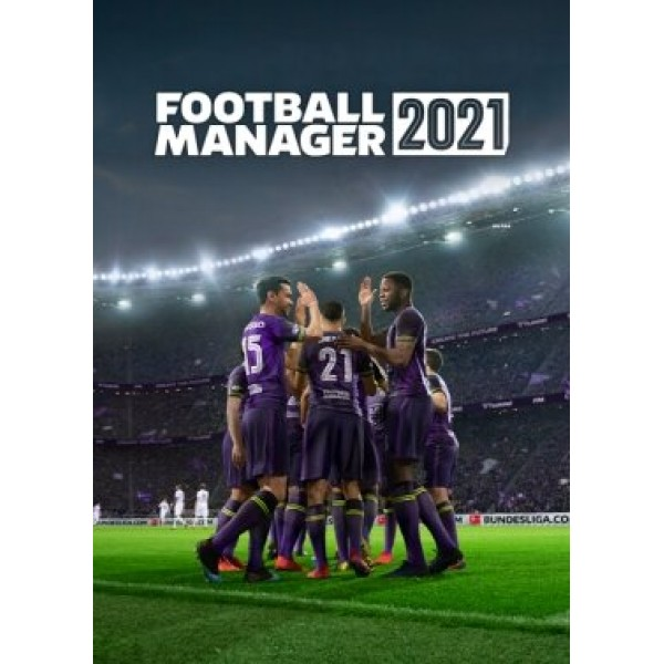 Football Manager 2021 Digital (Código) / PC Steam