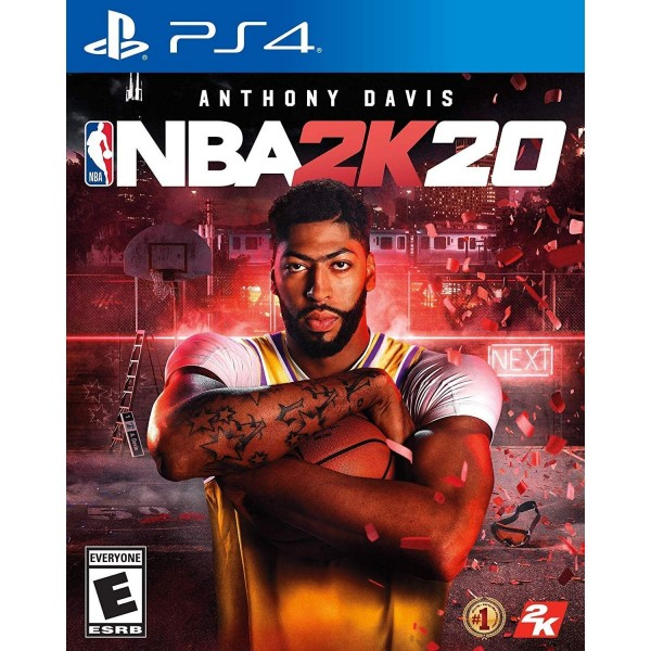 NBA 2K20 Digital (Código) / Ps4