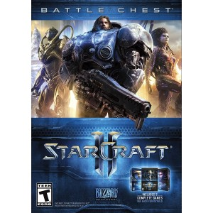 StarCraft 2: Battle Chest Digital (código) / Pc Battle.net
