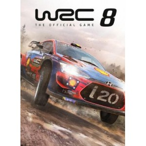 WRC 8: FIA World Rally Championship Digital (código) / PC Epic Games