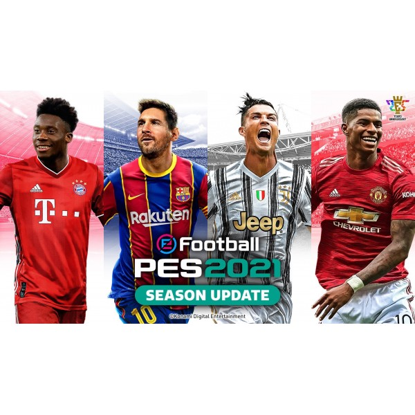 Efootball Pes 2021 Season Update Digital (Código) / PC Steam