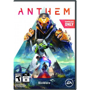 Anthem Digital (código) / PC Origin