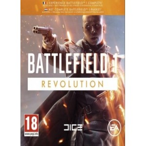 Battlefield 1 Revolution Edition Digital (Código) / PC Origin