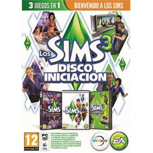 Los Sims 3 Disco Iniciación Digital (Código) / PC Origin