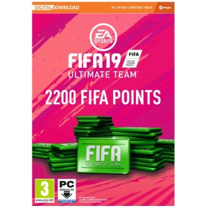FIFA 19 - 2200 FUT Points Digital (código) / PC Origin