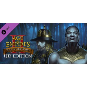 Age of Empires II HD: Rise of the Rajas Digital (Código) / PC Steam