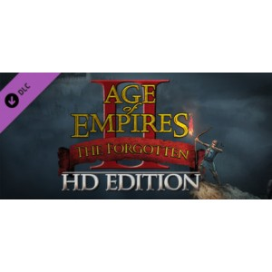 Age of Empires II: The Forgotten Digital (Código) / PC Steam