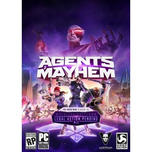 Agents of Mayhem Digital (Código) / PC Steam