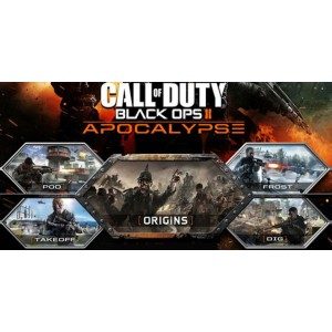Call of Duty Black Ops 2 - Apocalypse Digital (código) / PC Steam
