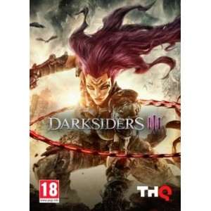 Darksiders 3 Digital (Código) / PC Steam
